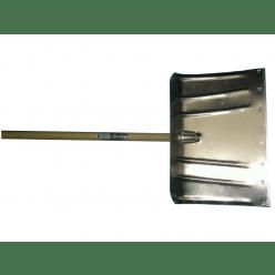 Bolle sneeuwschuiver aluminium 45x29cm. steel 1400x28 mm