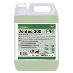 Dagelijkse vloerreiniger voor waterbest. vloeren, 2 x 5 ltr
