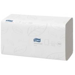 H2 Handdoeken zacht decor, 2 lgs, 26 x 21 cm, 3780 stuks