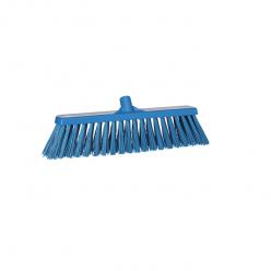 Bezem hard, 470 x 177 x 69 mm, blauw