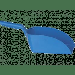 Handschep, blauw recht, groot, 2L, 160x370x130mm