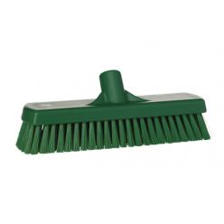 Vloerschrobber, 305 x 85 x 115 mm, vezellengte 45 mm groen