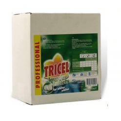 Wastabletten, gekleurde en witte was, Fosfaatvrije, 100 x 32
