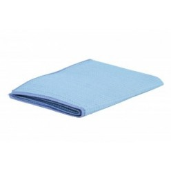 Glasdoek, blauw, 32 x 38 cm, 5 stuks