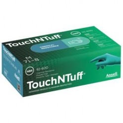 Ansell Touch N Tuff 92-600 100st, maat 7,5 - 8