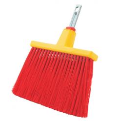 Elastische, lange haren voor schoonmaken van hoeken en goten