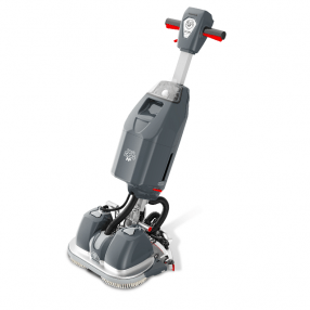 244NX Compacte schrob-zuigmachine 36 Volt