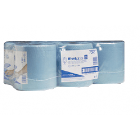 L20 2 lgs. 20,5 x 38 cm, blauw, 6 x 300 vel, combirol