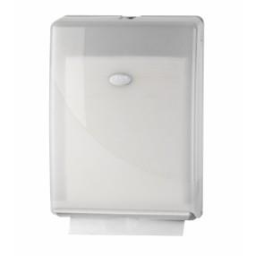 Pearl White, Handdoekdispenser Multifold