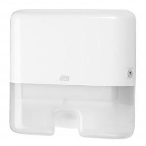 H2 Hand Towel Dispenser Multifolded Mini, Wit