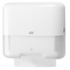 H3  Hand Towel Zigzag & C fold, mini, Dispenser, Wit