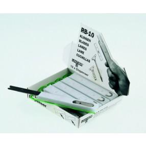Voor hand en vloerschraper, 10 stuks