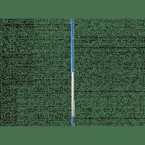 Steel aluminium, 1500 x 32 mm, blauw