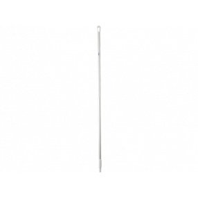 Steel aluminium, 1500 x 32 mm, wit