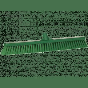 Vloerveger zacht , 610 x 132 x 55 mm, groen