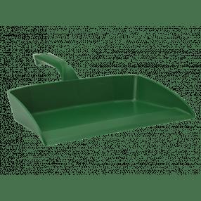 Stofblik, 295 x 320 x 100 mm, groen