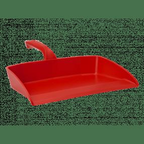 Stofblik, 295 x 320 x 100 mm, rood