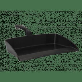 Stofblik, 295 x 320 x 100 mm, zwart