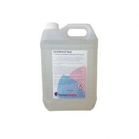 Desinfectant op alcoholbasis voor oppervlakte reiniging, 2x5ltr. Toelatingsnr. 15503 N
