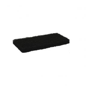 Doodle pad zwart, 250 x 115 x 25 mm, 10 stuks