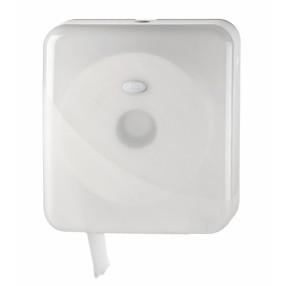 Pearl White,  Jumbo Maxi Toiletroldispenser