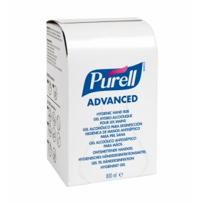 Purell desinfecterende handgel voor dispenser, 12 x 0,8 liter in box