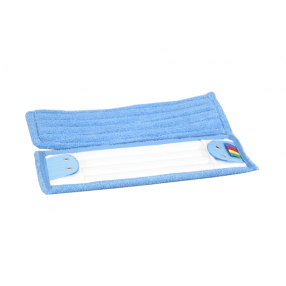 Microvezel blauw, 46x16cm, 1 stuk