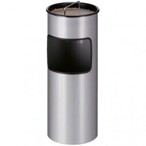 As-papierbak met dover, 30 liter, incl. doofzand