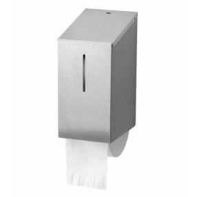 Toiletdoproldispenser Sanfer, RVS, Type  D 02 E