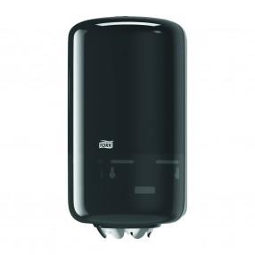 M1 Mini Roll C-feed dispenser , Zwart