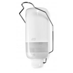 S1 Handzeep Dispenser, Liquid, Elleboogsteun, Wit