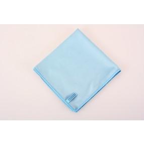Glasdoek, blauw, 32 x 38 cm, 10 stuks